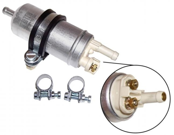 Benzinpumpe / Kraftstoffpumpe Elektrisch 12V A-Qualität Bild 1