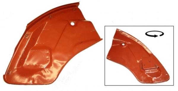 Stützplatte Stoßstange vorne rechts A-Qualität Bild 1