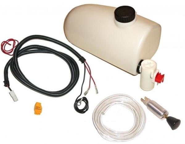 Umbauset elektronische Wischwasserpumpe 12Volt mit Tank »7/67 Bild 1