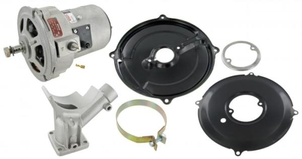 Umbausatz Wechselstrom Generator A-Qualität 12V Bild 1