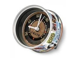Uhr in Tacho-Optik Bild 1