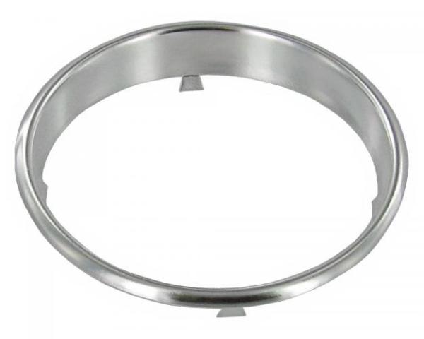 Zierring Tachometer Aluminium Bild 1