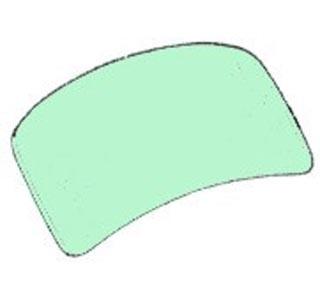 Heckscheibe grün getönt Bild 1