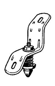 Kofferraum Verriegelungsstift Bild 1