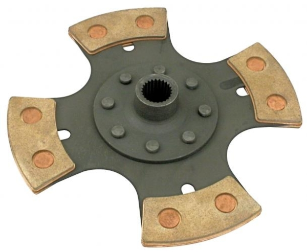 Kupplungsscheibe 200mm Feramic Bild 1