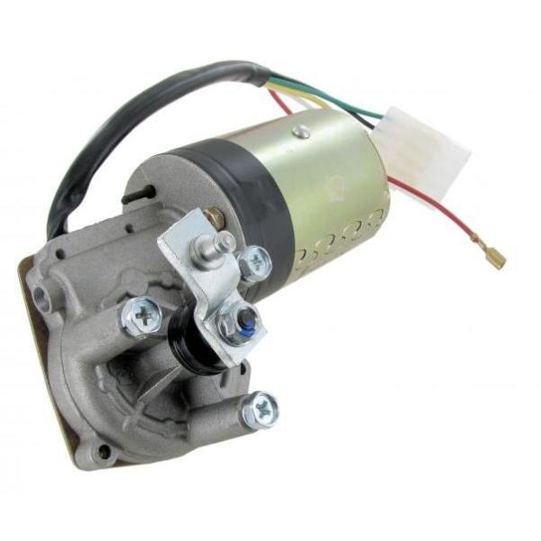 Scheibenwischermotor 12 Volt Lenkstockschalter Bild 1