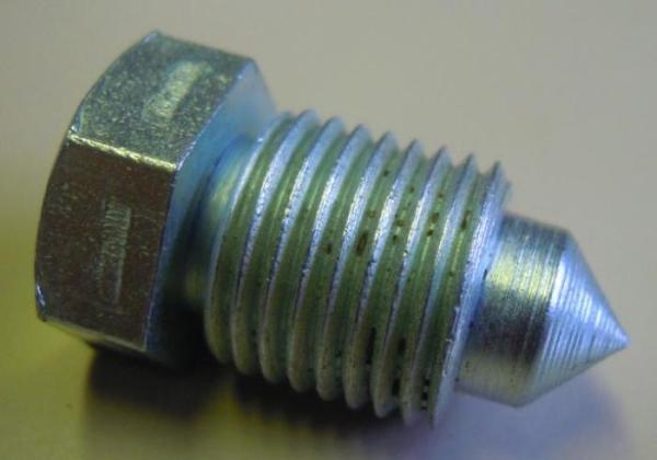 Verschlussschraube Hauptbremszylinder Bild 1