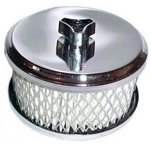 Luftfilter Chrom Mini Solex Standard Bild 1