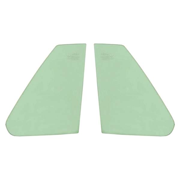 Dreiecksfenster grün 1303 Cabrio