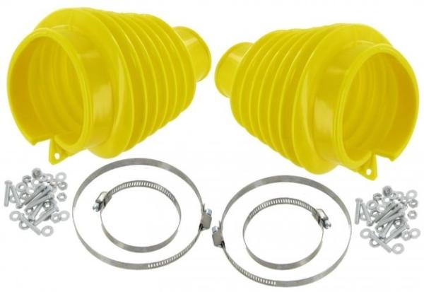Achsmanschetten Pendelachse Copolymer gelb Bild 1
