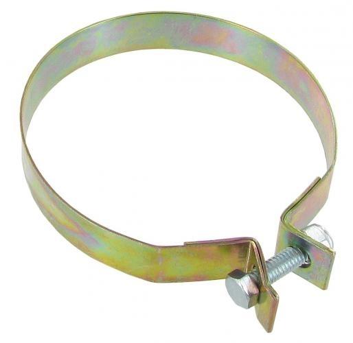 Lichtmaschienenschelle / Generator Schellenband verzinkt Bild 1