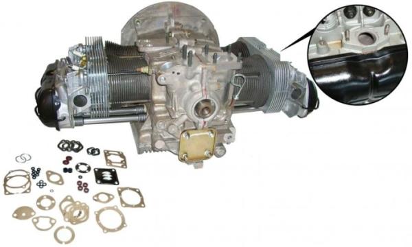 Motor 1200cc / 12 Volt Bild 1