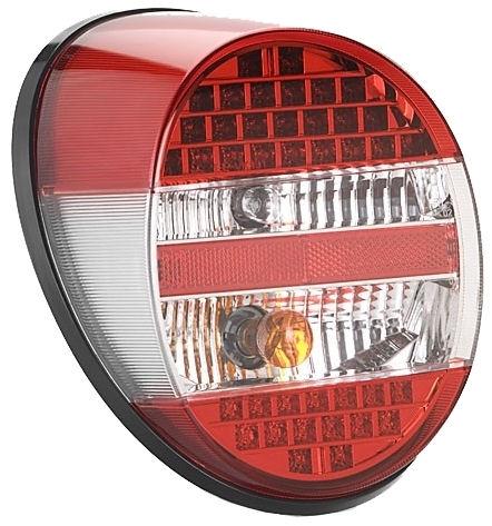 LED Rücklichteinheit rot / klar / rot Bild 1