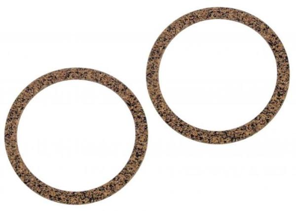 Luftfilter Fußdichtungen Solex / Brosol H40/44EIS Bild 1