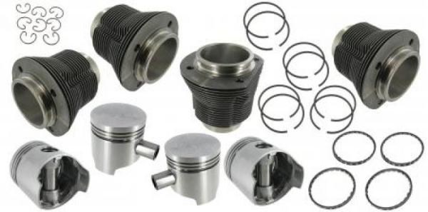 Zylinder - Zylinderkolben Set 1285ccm Bild 1