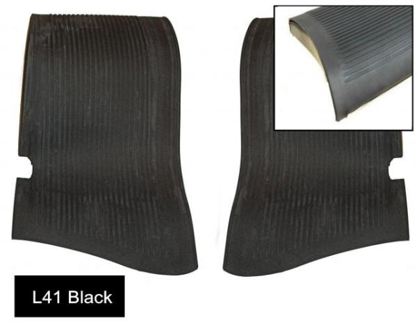 Überzug Trittbrett schwarz L41 Bild 1