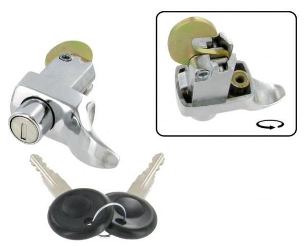 Motorhaubenschloß / Motorhaubengriff Bild 1