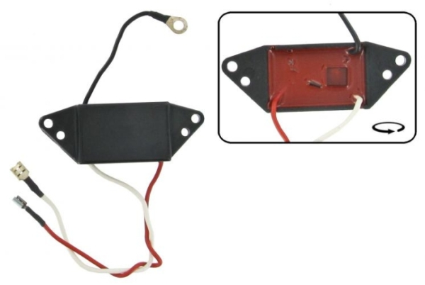 Spannungsregler (AC / 12V) Bild 1