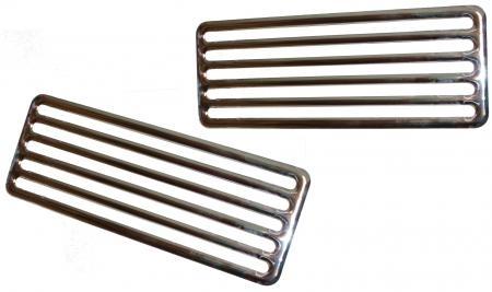 Gitter Motorhaube Aluminium Bild 1