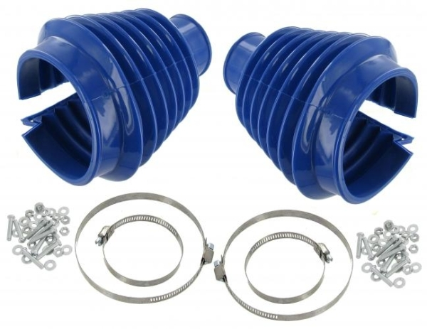 Achsmanschetten Pendelachse Copolymer blau Bild 1