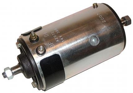 Super Lichtmaschine / Gleichstrom Generator B-Qualität DC 12V - VW Käfer @MH_72