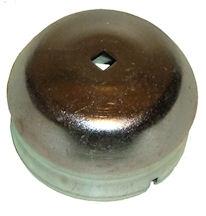 Radnabendeckel / Schutzkappe Rad vorne links Bild 1
