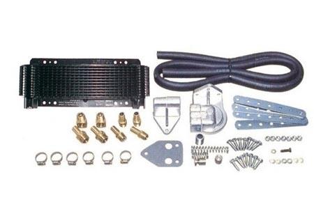 Ölkühler Set Hochleistungs-Kit 24 Platten Bild 1
