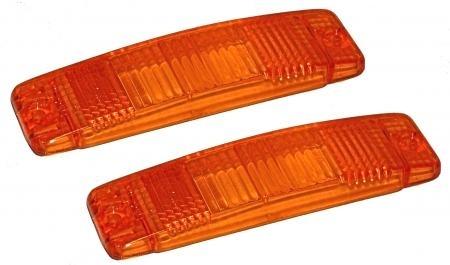 Blinkerglas orange A-Qualität Bild 1