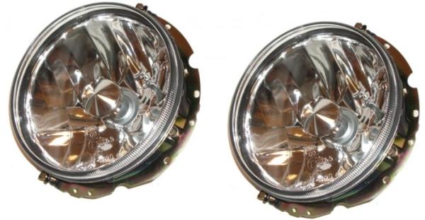 Scheinwerfer H4 Clear Glass Bild 1