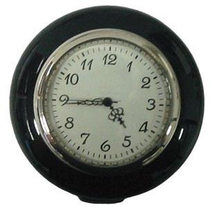 Hupenknopf mit Uhr Retro Bild 1