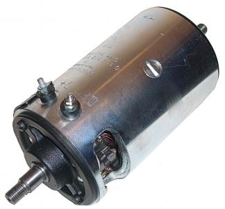 Lichtmaschine / Gleichstrom Generator A-Qualität DC 12V Bild 1