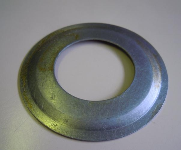 Öl-Rückhalteplatte Kurbelwelle Bild 1