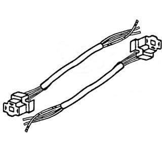 Kabelsatz / Stecker Scheinwerfer Bild 1