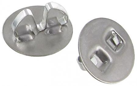 Heizkanal Verschlusskappen hinten Bild 1